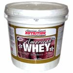 american whey protein