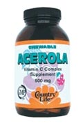 acerola supplement