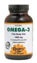 omega 3 fish oil fatty acid