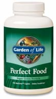 garden of life perfect food green label